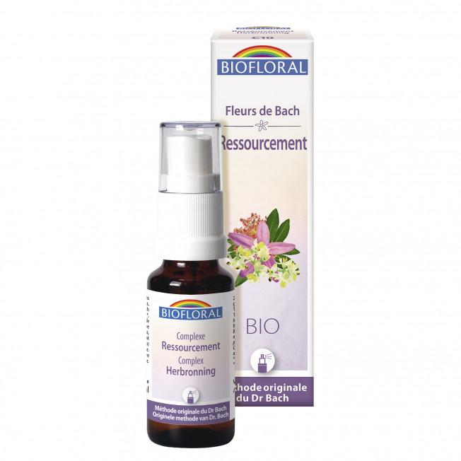 Complexe 10 - Ressourcement, spray - 20 ml | Biofloral