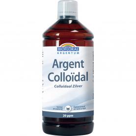 Colloidal Silver 20 ppm, natural | Biofloral