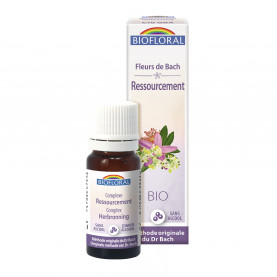 Complexe 10 - Ressourcement, granules - 10 ml | Biofloral