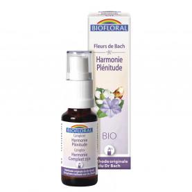 Complexe 11 - Harmonie, plénitude, spray - 20 ml | Biofloral