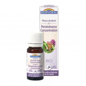 Complexe 13 - Persévérance, concentration, granules - 10 ml | Biofloral