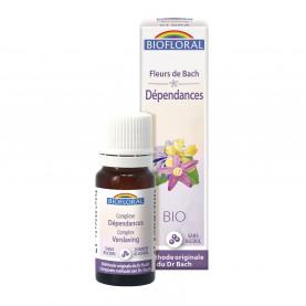 Complexe 1 - Dépendances, granules - 10 ml | Biofloral
