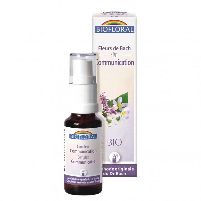Complexe 5 - Communication, spray - 20 ml | Biofloral