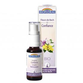 Complexe 6- Confiance - spray - 20 ml | Biofloral