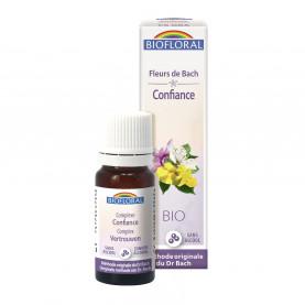 Complexe 6 - Confiance, granules - 10 ml | Biofloral