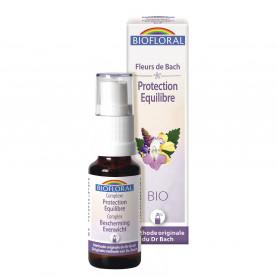 Complexe 7 - Protection, équilibre, spray - 20 ml | Biofloral