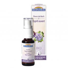 Complexe 8 - Esprit ouvert, spray - 20 ml | Biofloral