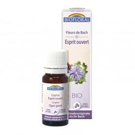 Complexe 8 - Esprit ouvert, granules - 10 ml | Biofloral