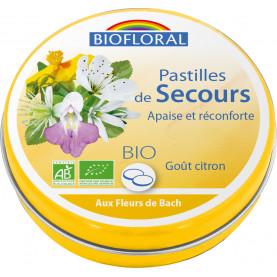 Pastilles Secours boite familiale - 50 g | Biofloral