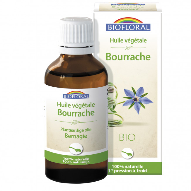 Bourrache - 50 ml   Biofloral