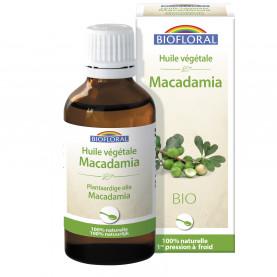 VO Macademia ORGANIC - 50 mL | Biofloral