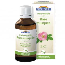 Rose musquée - 50 ml | Biofloral