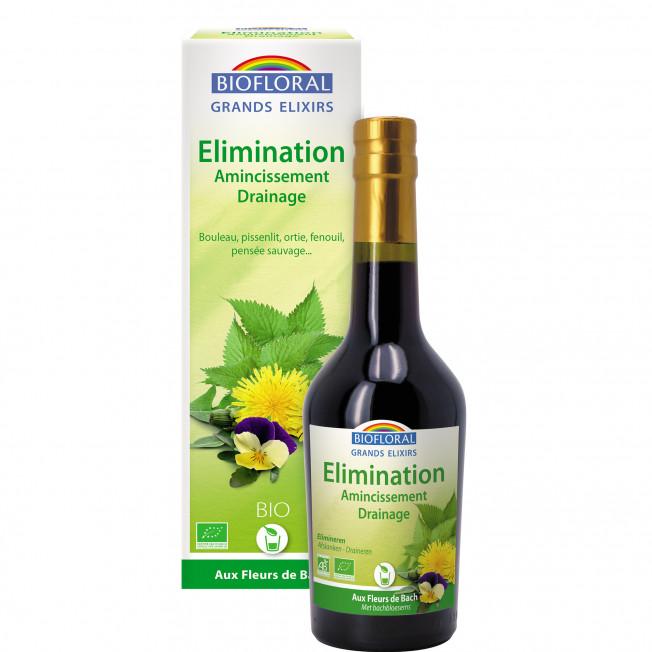 Elixir - Elimination, Amincissement, Drainage (Printemps) - 375 ml   Biofloral