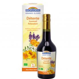 Elixir Détente, Sommeil, Relaxation (Eté) - 375 ml | Biofloral