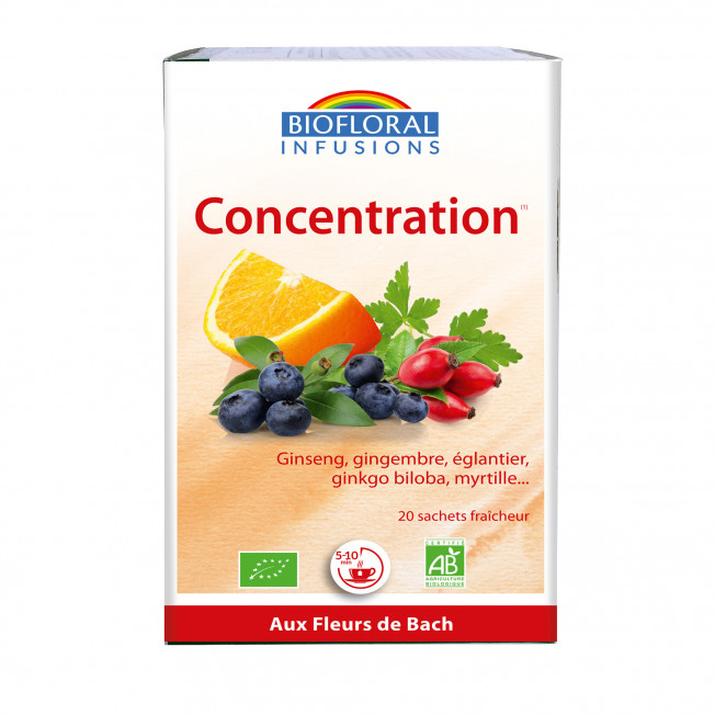 Concentration - x 20 g   Biofloral