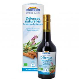 Elixir Défenses naturelles, Protection, Résistance (Hiver) - 375 ml | Biofloral