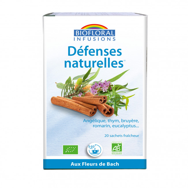 Défenses naturelles - x 20 g   Biofloral