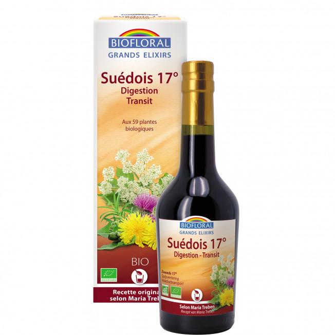 Elixir du Suedois 17° - 375 ml | Biofloral