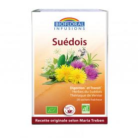 Suédois - x 20 g | Biofloral