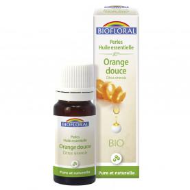 Perles essentielles Orange  Douce - 20 ml   Biofloral