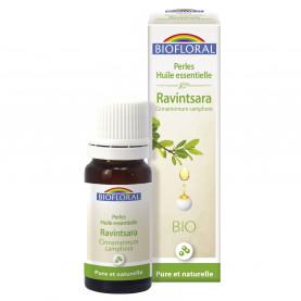 Perles essentielles Ravintsara - 20 ml | Biofloral