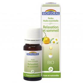Perles essentielles, Complexe Relaxation et Sommeil - 20 ml | Biofloral