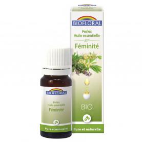 Perles essentielles, Complexe Féminité - 20 ml | Biofloral