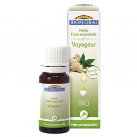 Perles essentielles, Complexe Voyageur - 20 ml | Biofloral