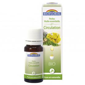 Perles essentielles, Complexe  Circulation - 20 ml | Biofloral
