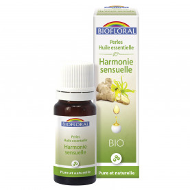 Perles essentielles, Complexe Harmonie Sensuelle - 20 ml | Biofloral