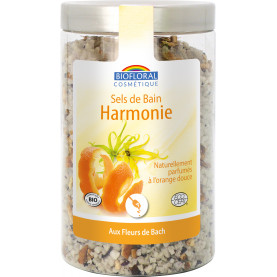 Bath Salts Harmony, COSMEBIO** - pot 320 g | Biofloral