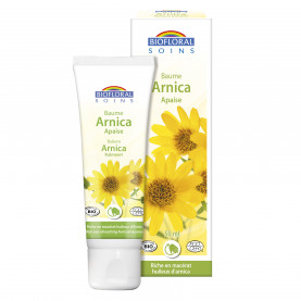 Arnica balm with silica | Biofloral