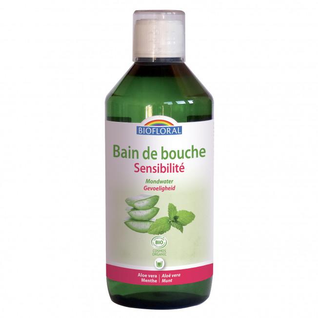 Bain de bouche sensibilité COSMOS - 500 ml - 500 ml   Biofloral