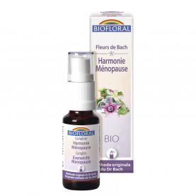 Complexe 19 - Harmonie Ménopause, spray - 20 ml | Biofloral
