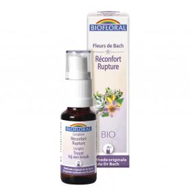 Complexe 21 - Réconfort Rupture, spray - 20 ml   Biofloral