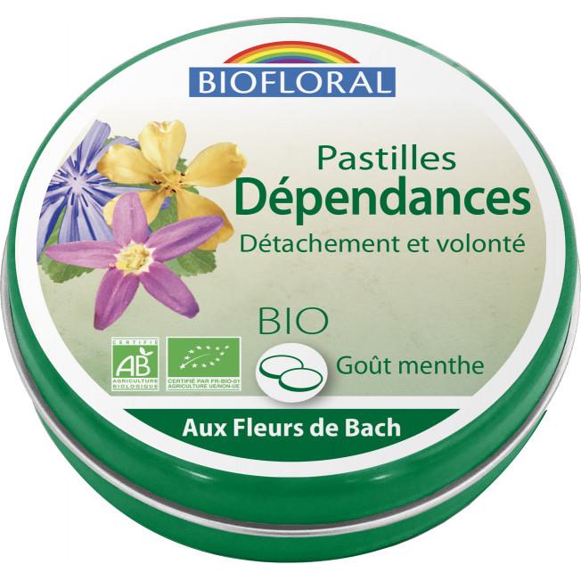 Pastilles Dépendances - 50 g | Biofloral