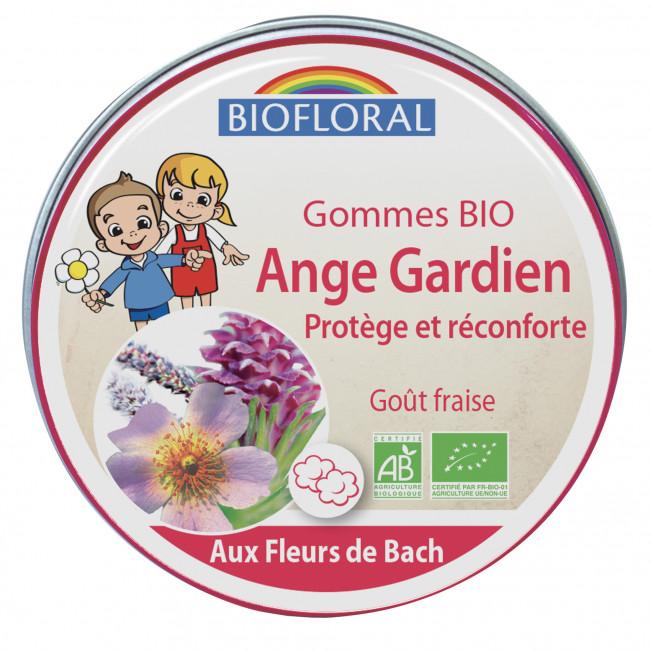 Gommes enfants Ange gardien - 45 g   Biofloral