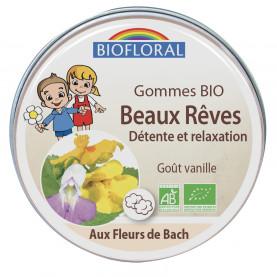 Gommes enfants Beaux rêves - 45 g | Biofloral