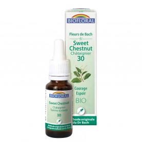 30 - Sweet chestnut - Châtaignier - 20 ml | Biofloral