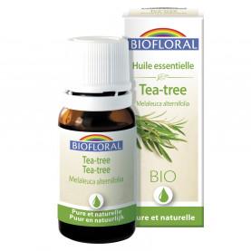 EO Tea Tree (Melaleuca alternifolia) ORGANIC - 10 mL   Biofloral