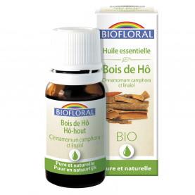 EO Ho Wood (Cinnamomum camphora CT linalol) ORGANIC - 10 mL   Biofloral