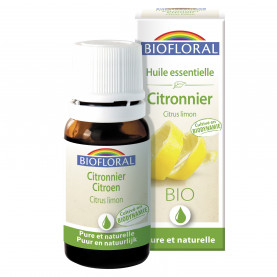 Citronnier - 10 ml | Biofloral