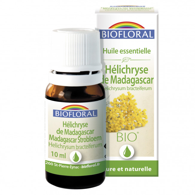 Hélichryse de Madagascar - 10 ml | Biofloral