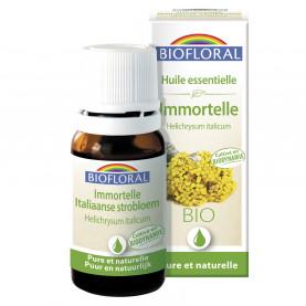 EO Everlasting (Helichrysum italicum) ORGANIC DEMETER - 5 mL   Biofloral