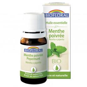 Menthe poivrée - 10 ml | Biofloral