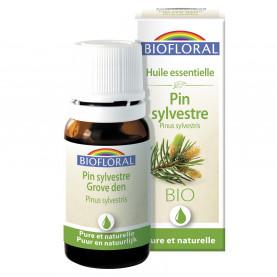 EO Scots Pine(Pinus sylvestris) ORGANIC - 10 mL   Biofloral