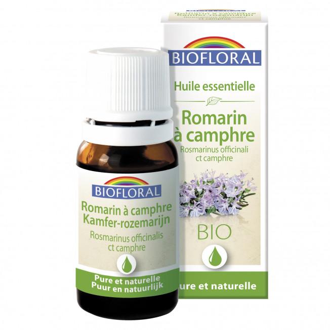 Romarin à camphre - 10 ml   Biofloral