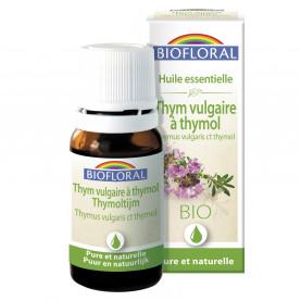 EO Thyme ct thymol(Thymus vulgaris ct thymol) ORGANIC - 5 mL   Biofloral